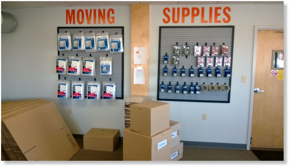 packaging moving supplies